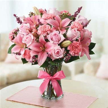 1 800 Flowers 174 Expressions Of Pink 1 800 Flowers